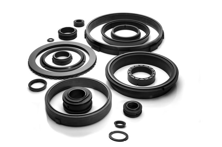Carbon/Graphite for Dry Running Mechanical Seal Faces
